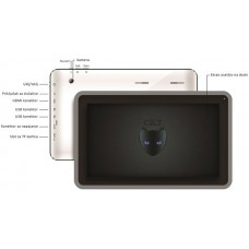 Blueberry NETCAT M-22 touch panel